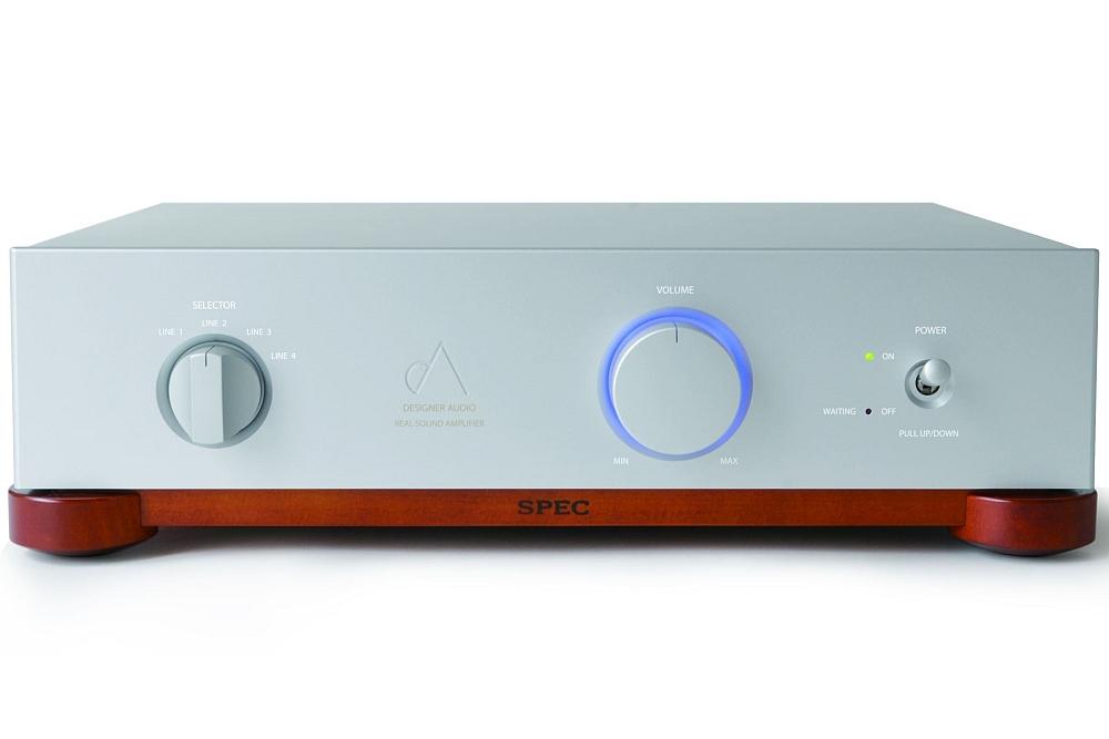 SPEC Corporation RSA-M3EX Integrated Amplifier Spec110