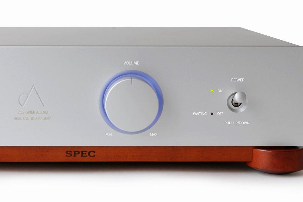 SPEC Corporation RSA-M3EX Integrated Amplifier Spec210
