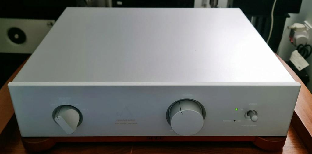 SPEC Corporation RSA-M3EX Integrated Amplifier Spec410