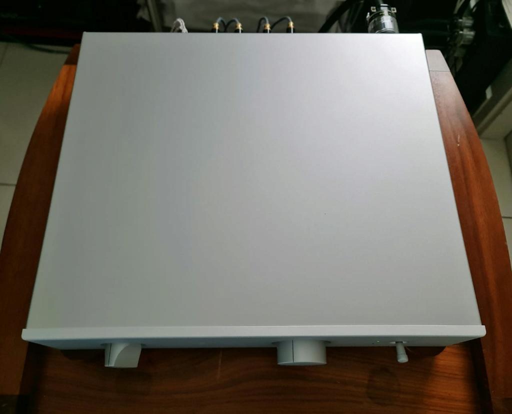 SPEC Corporation RSA-M3EX Integrated Amplifier Spec510