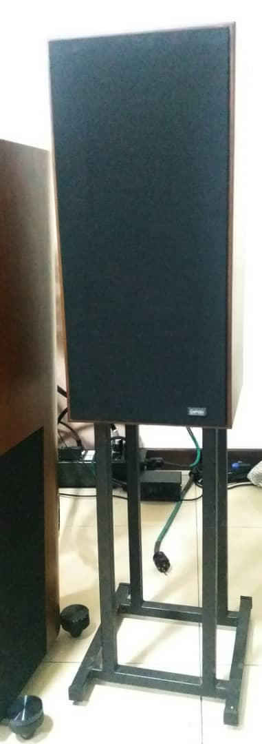 Spendor SP 1/2 Speakers With Matching Stands Spendo11