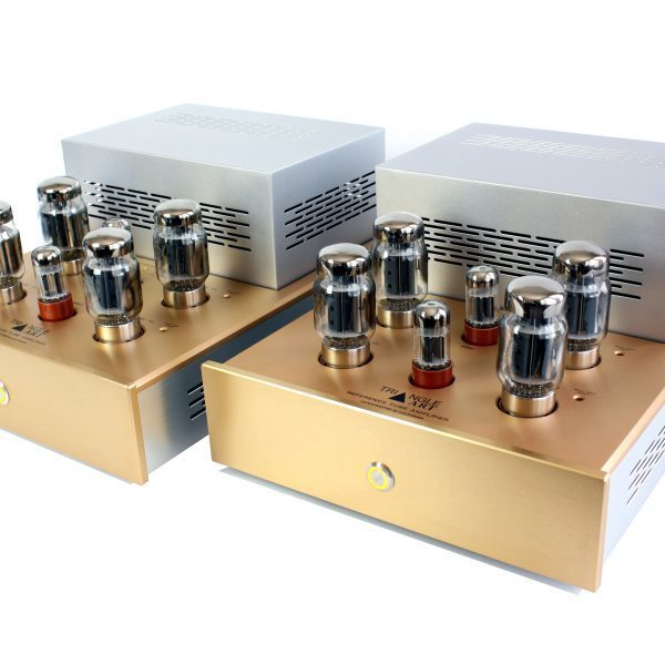 Triangle Art Reference Tube Monoblock Amplifiers Ta410