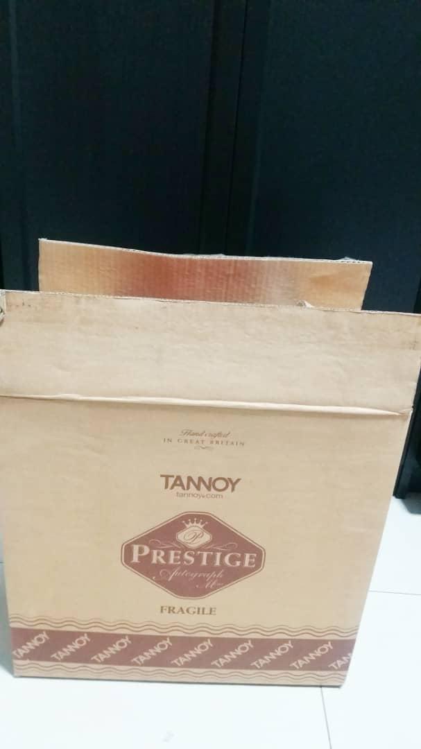 Tannoy Autograph Mini Loudspeakers Tan610