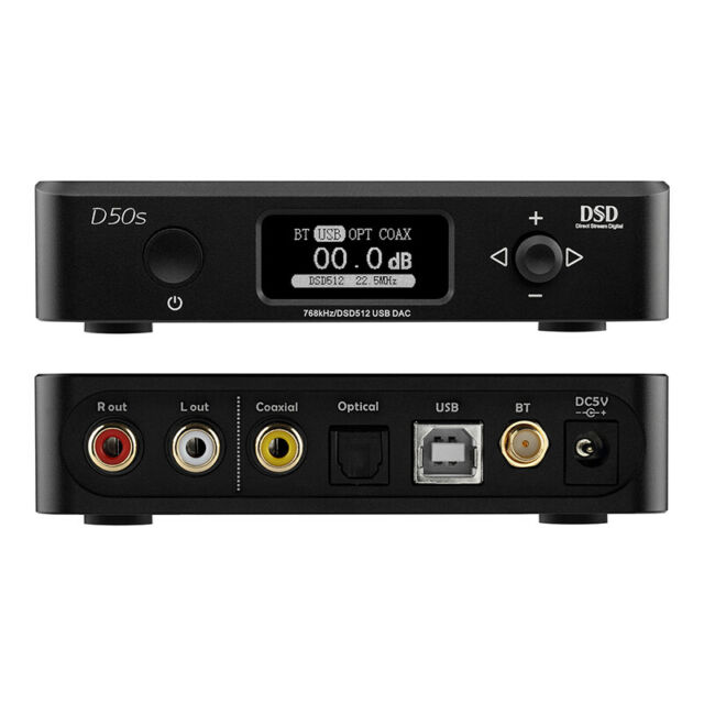 Topping D50s USB DAC Toppin11