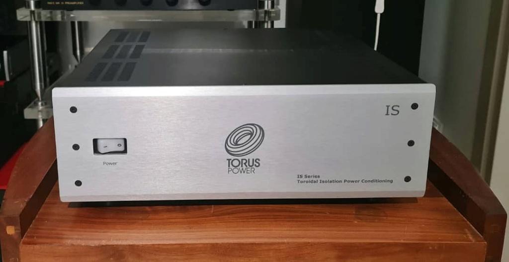 Torus Power IS Series High-Power Isolation Power Conditioner Torus110