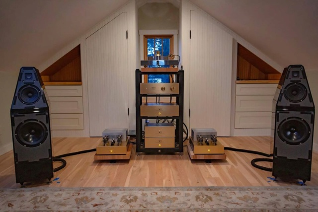 Triangle Art Reference Tube Monoblock Amplifiers Triang10