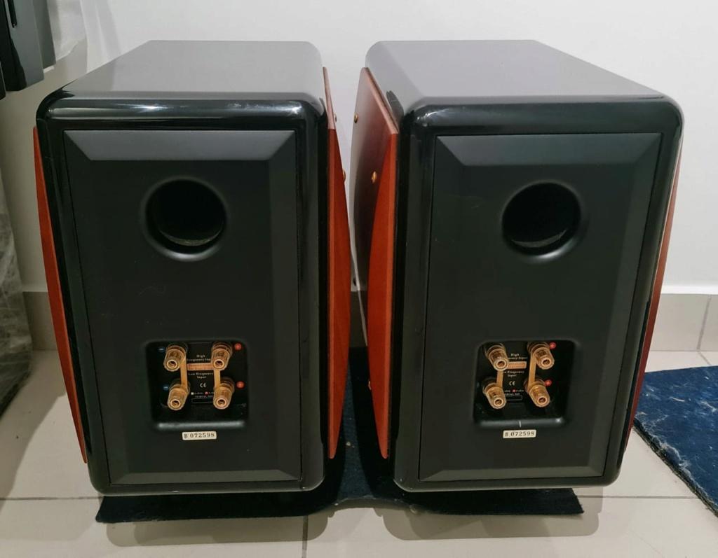 Usher Audio Technology Compass X-719 Loudspeaker Usher113