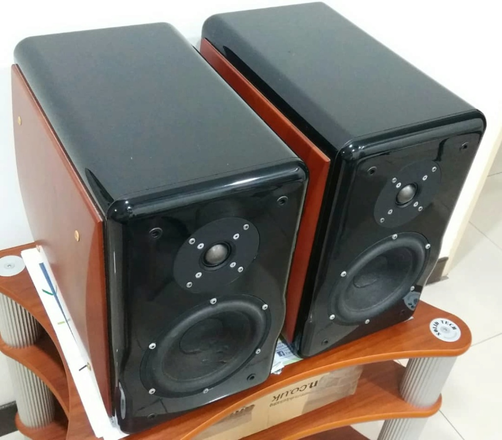 Usher Audio Technology Compass X-719 Loudspeaker Usher212