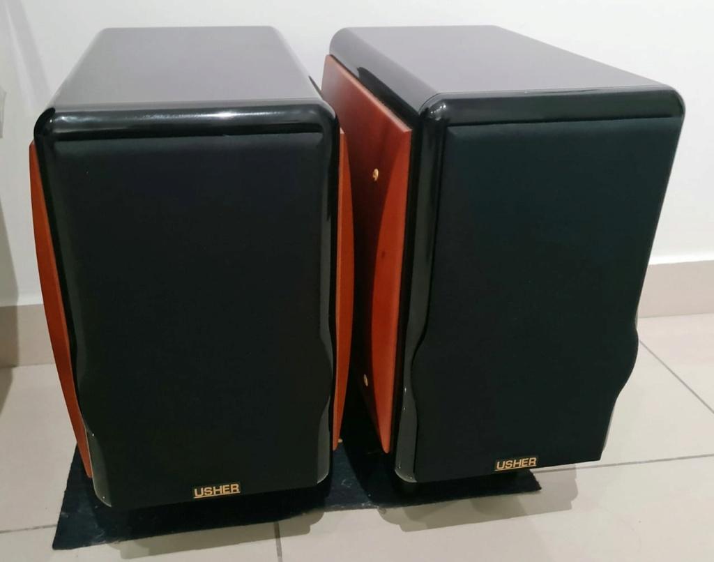 Usher Audio Technology Compass X-719 Loudspeaker Usher315