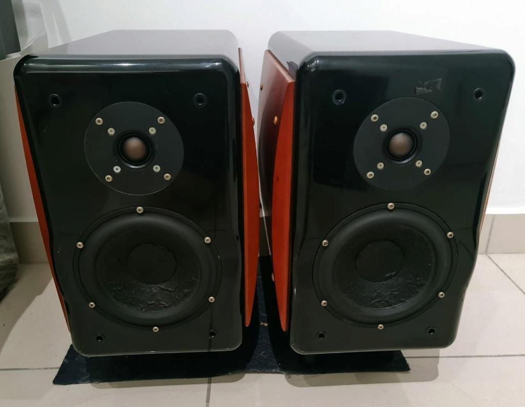 Usher Audio Technology Compass X-719 Loudspeaker Usher414