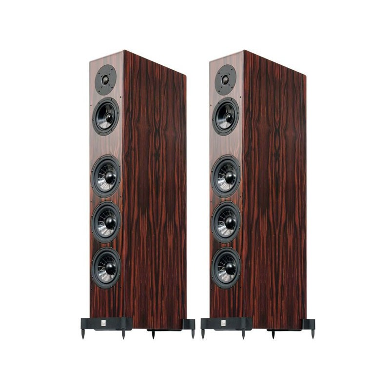 Vienna Acoustics Beethoven Concert Grand Speakers -Premium Rosewood Veneer Finishes  V710