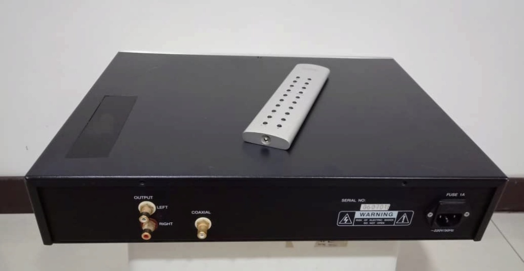 Audiovega CD55 Tube CD Player Vega210