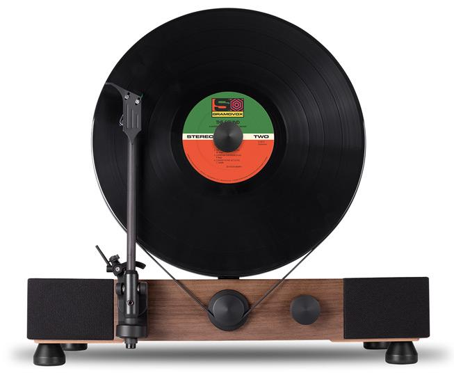 Gramovox Floating Record Player Vertic10