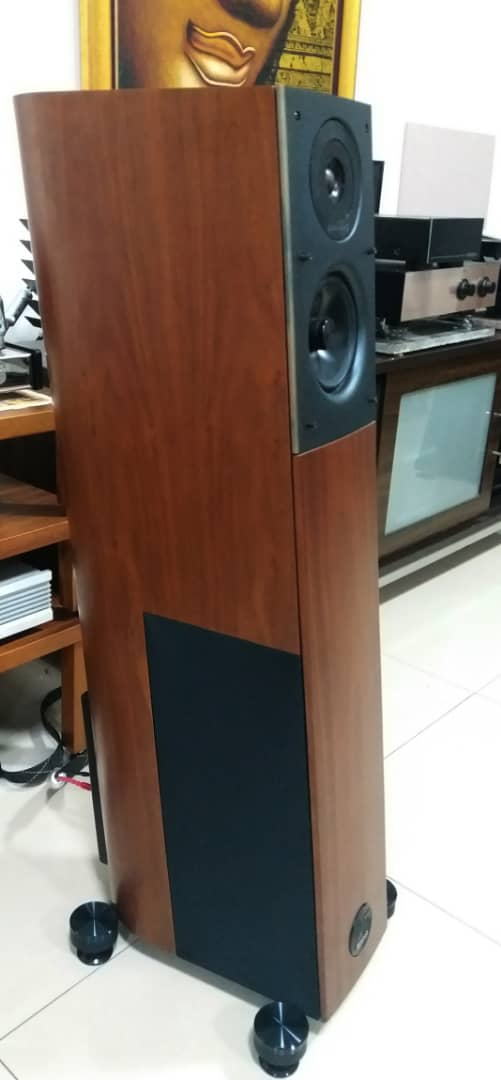 Audio Physic Virgo 25 Speakers Virgo110