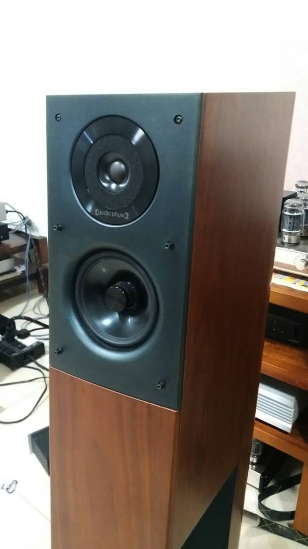 Audio Physic Virgo 25 Speakers Virgo210