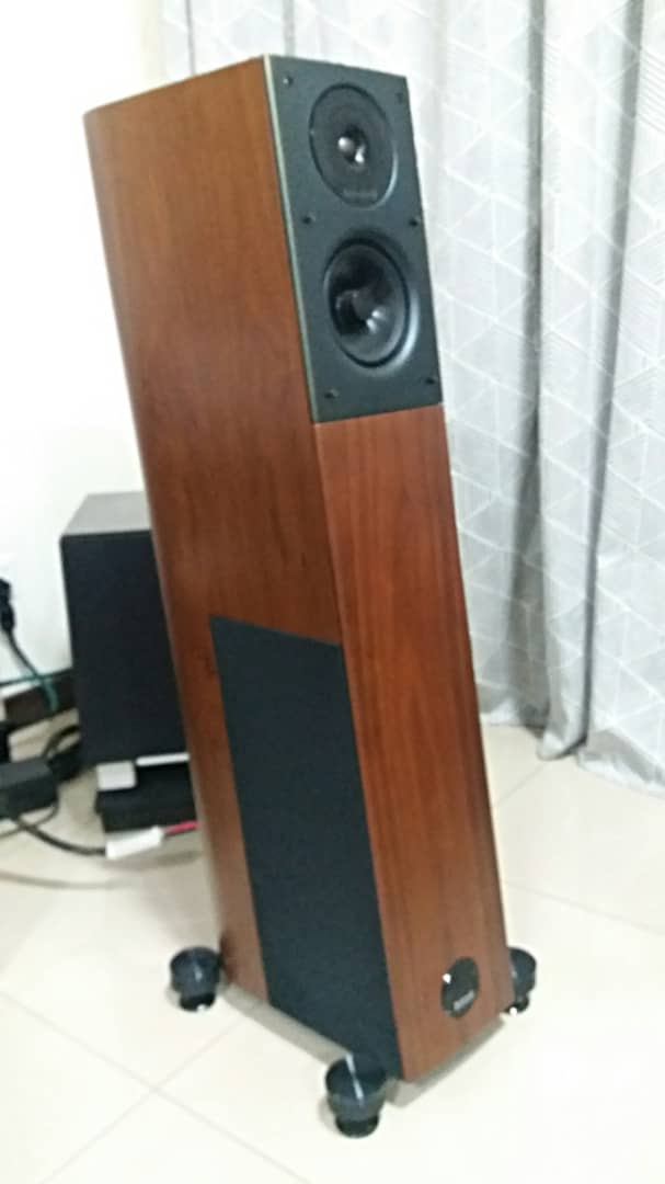 Audio Physic Virgo 25 Speakers Virgo410