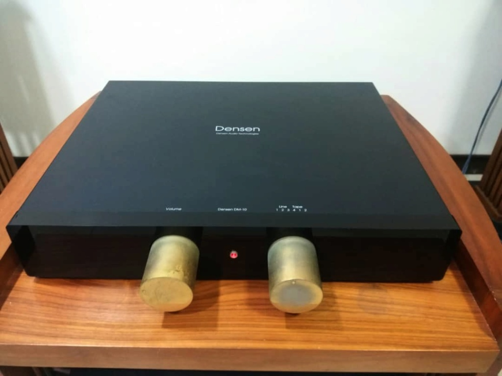 Densen DM-10 MKII Version Integrated Amplifier X125