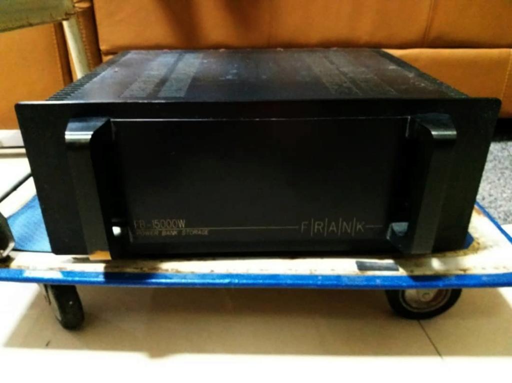 FRANK PB-15000W Power Bank Storage X150