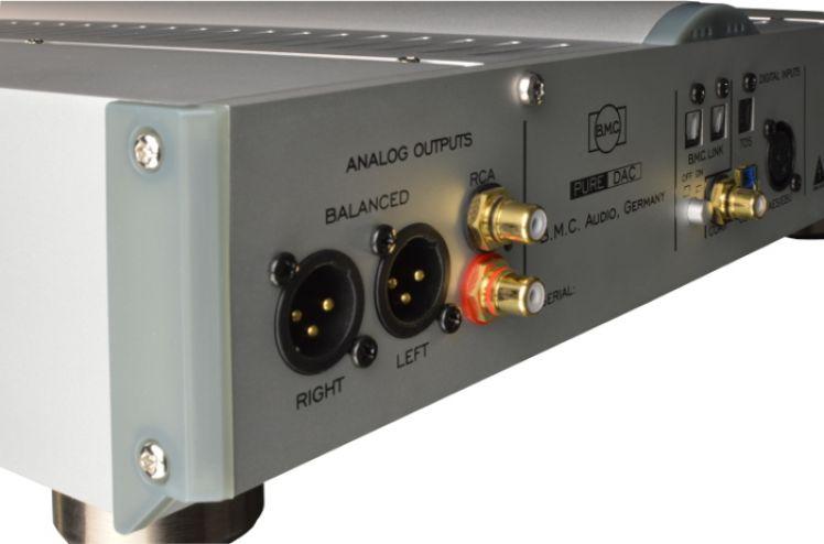 B.M.C PureDAC MK2 Version DAC-Preamp X220