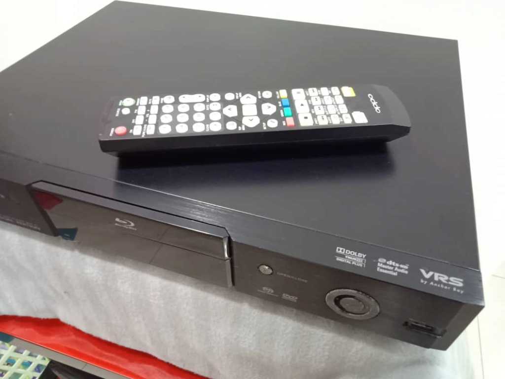 OPPO BDP-83SE Special Edition Universal Audiophile 3D Blu-ray Disc Player X229