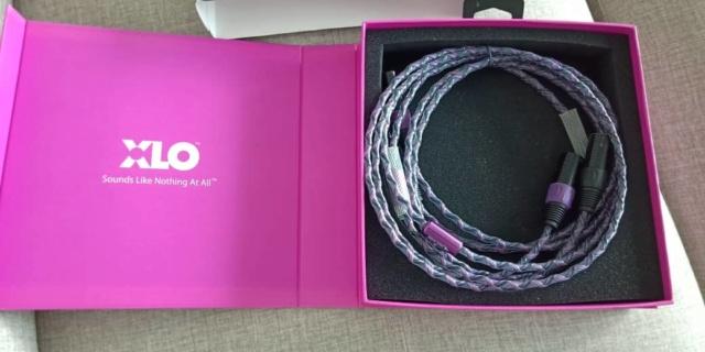 XLO UltraPLUS XLR Interconnect Cable - 2m X251
