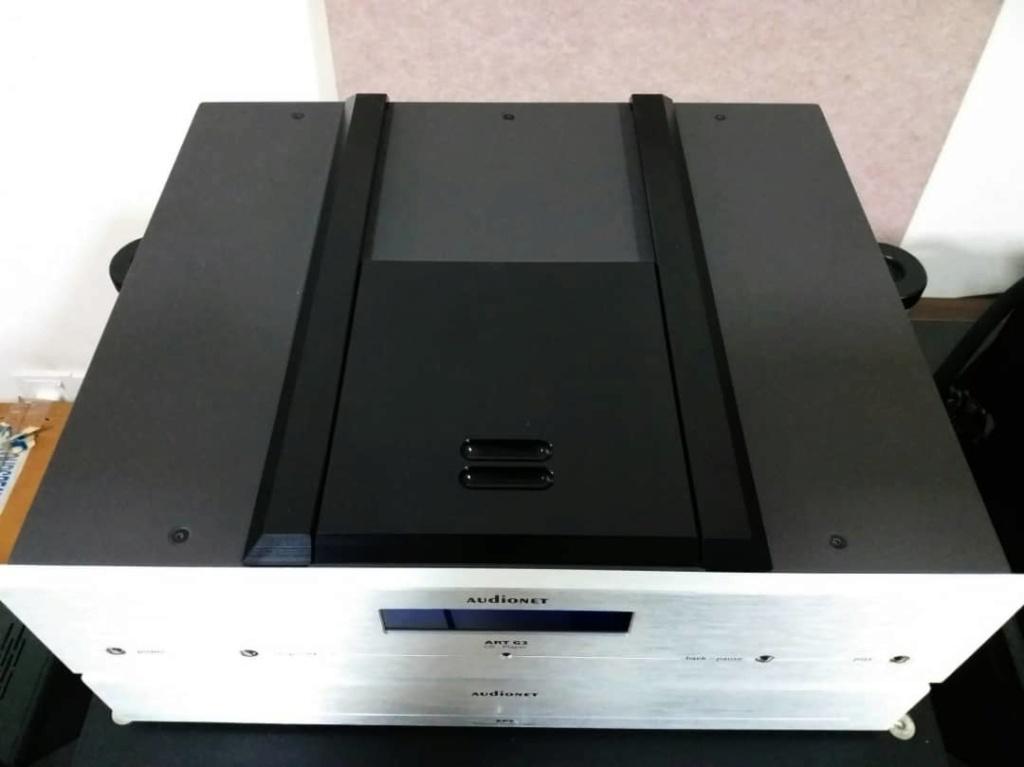 Audionet ART G2 CD Player and EPS External Power Supply X333