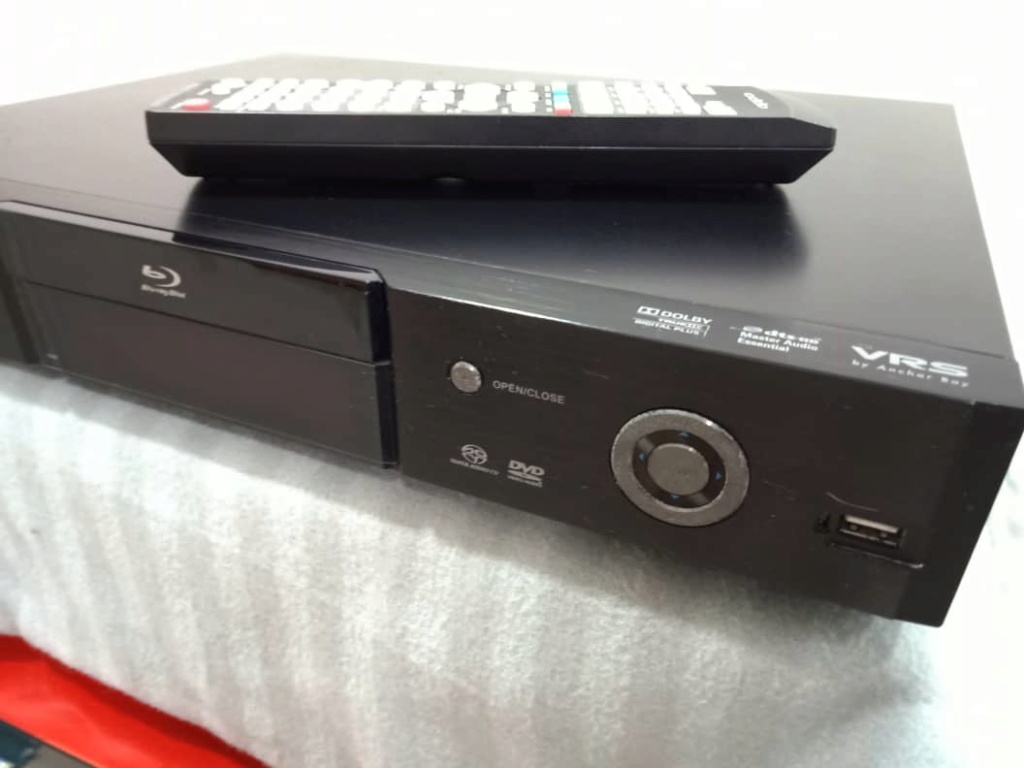 OPPO BDP-83SE Special Edition Universal Audiophile 3D Blu-ray Disc Player X420
