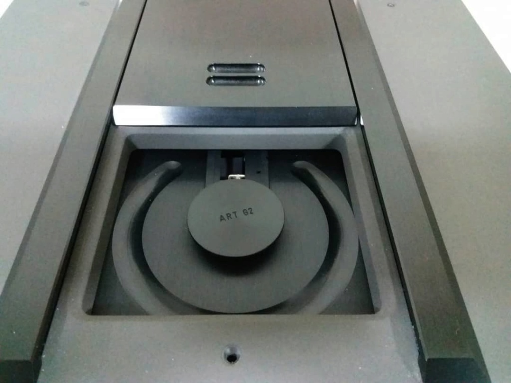 Audionet ART G2 CD Player and EPS External Power Supply X423