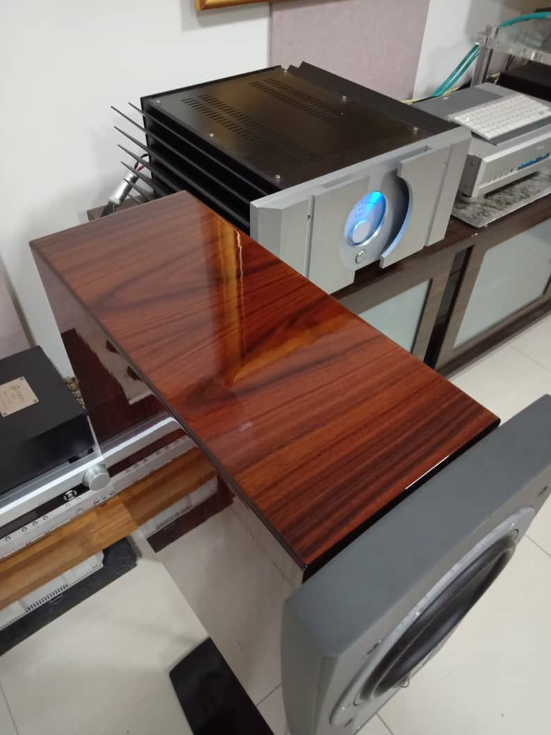 Dynaudio Confidence C1 Speakers with Original Stands - High Gloss Rosewood Finish X426