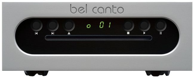 Bel Canto e.One CD3T CD Transport X611