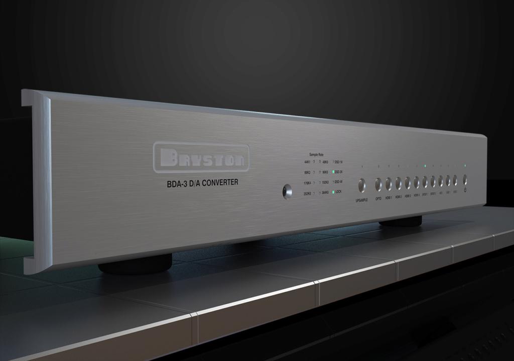 Bryston BDA-3 D/A Converter Xc11