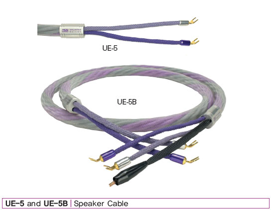 XLO UNLIMITED Speaker Cable - 6 ft pair Xlo810