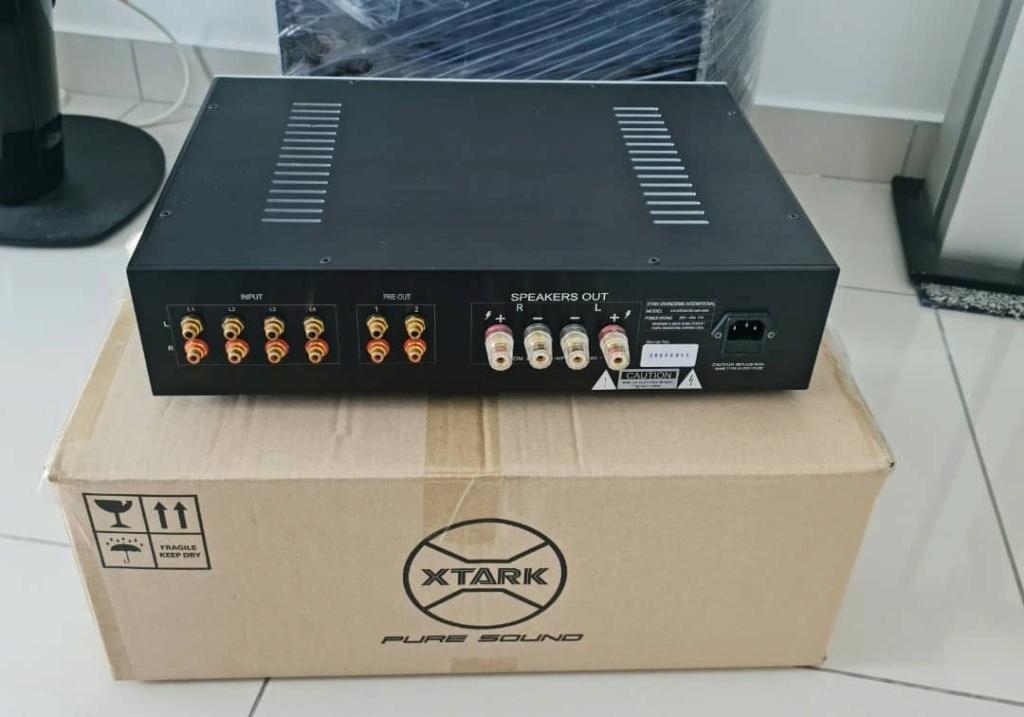 XTARK IA10 Integrated Amplifier Xtark210