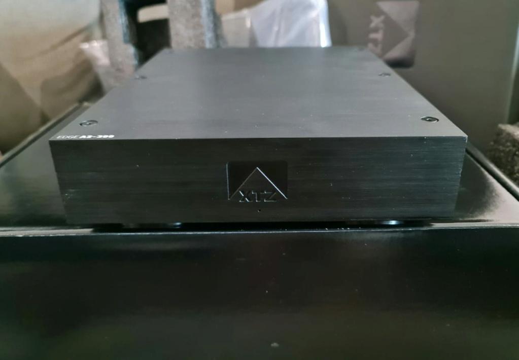 XTZ Edge A2-300 Power Amplifier Xtz311