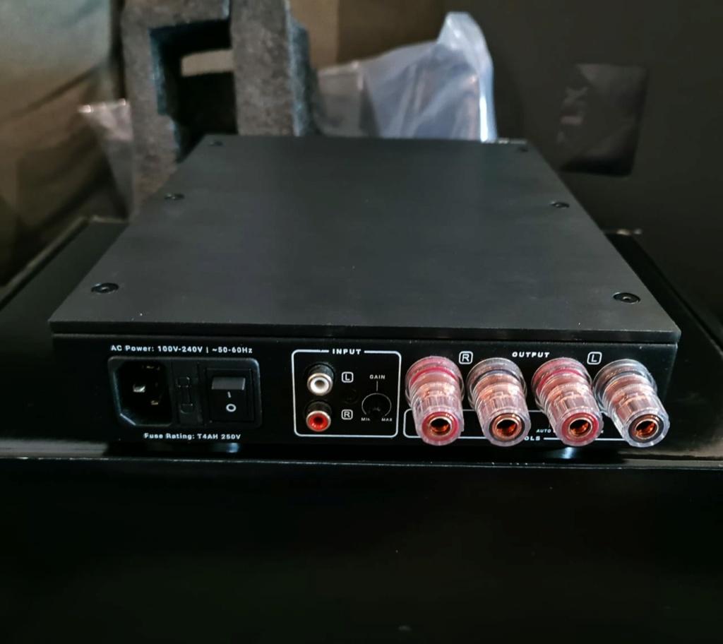 XTZ Edge A2-300 Power Amplifier Xtz411