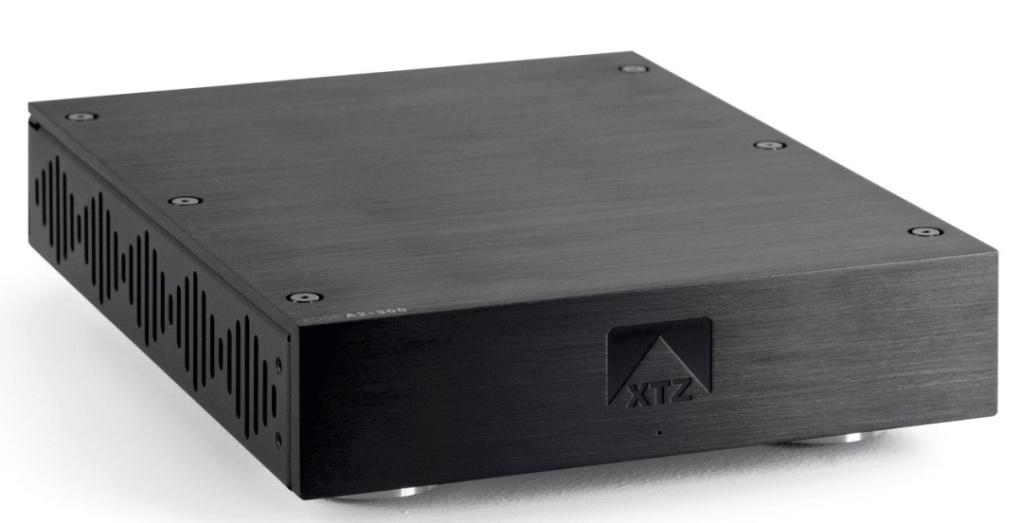 XTZ Edge A2-300 Power Amplifier Xtz510