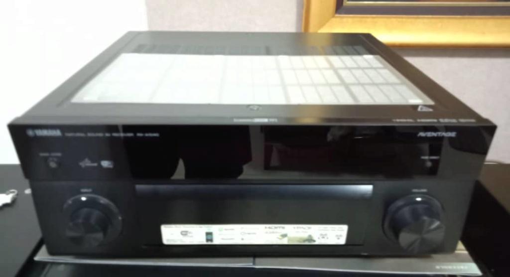 Yamaha Aventage RX-A1040 AV Receiver Y110