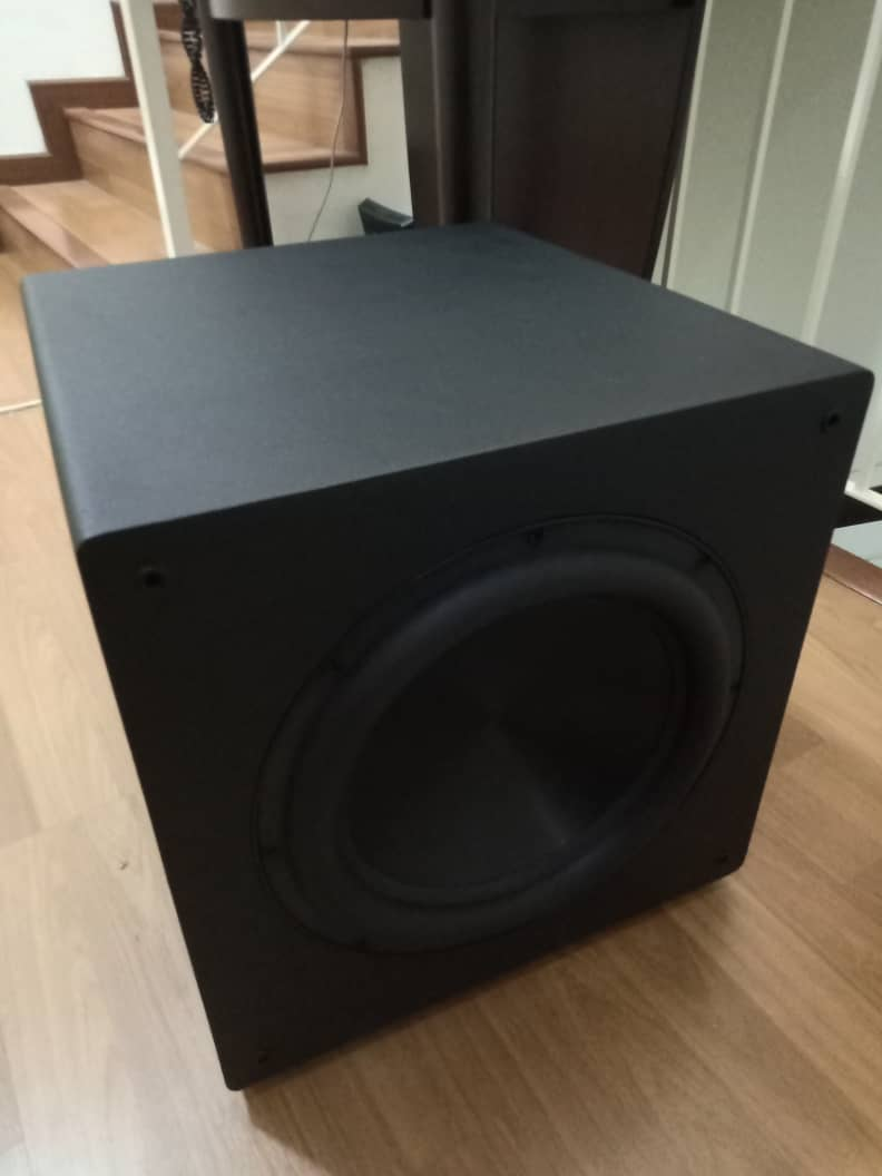 Rythmik F12 Direct Servo Subwoofer Y410