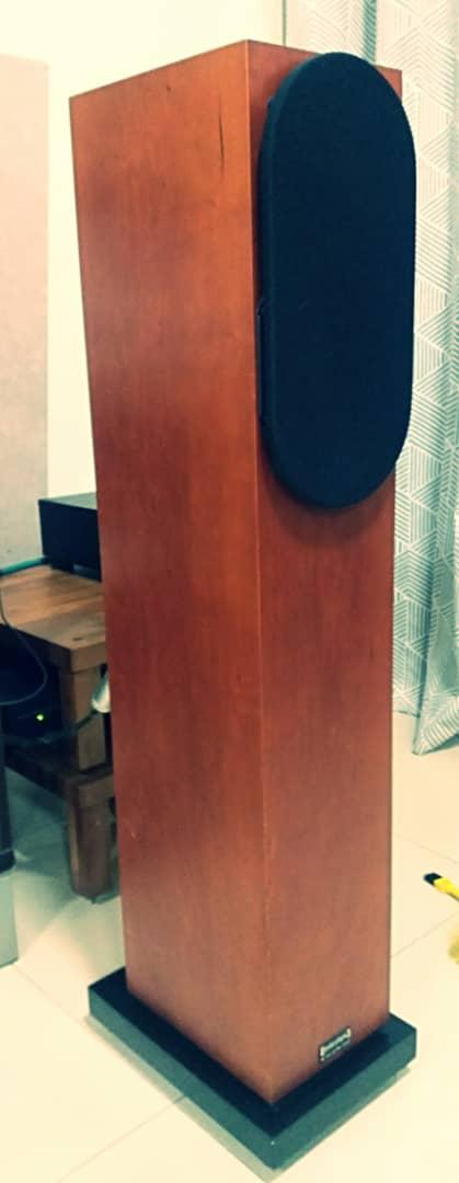 Audio Physic Yara II Evolution Speakers Yara110