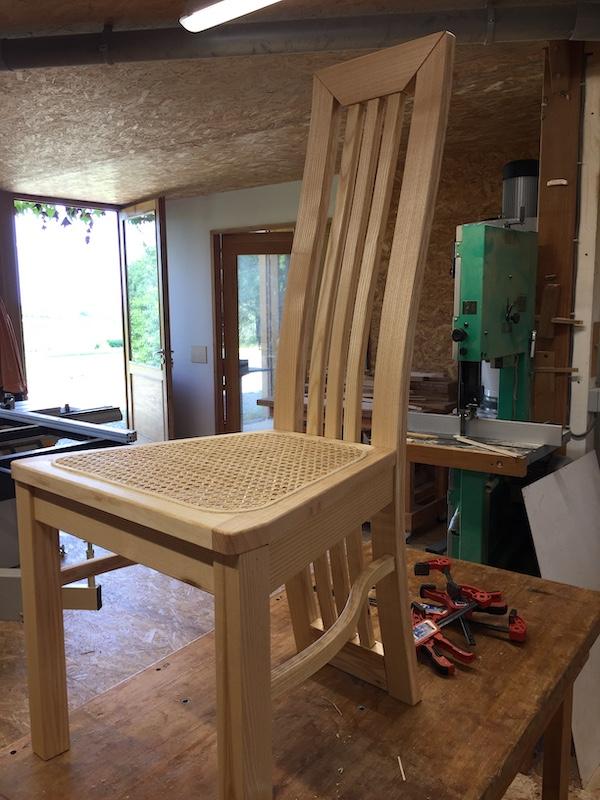 Des chaises en lamellé collé - Page 6 Cannag10