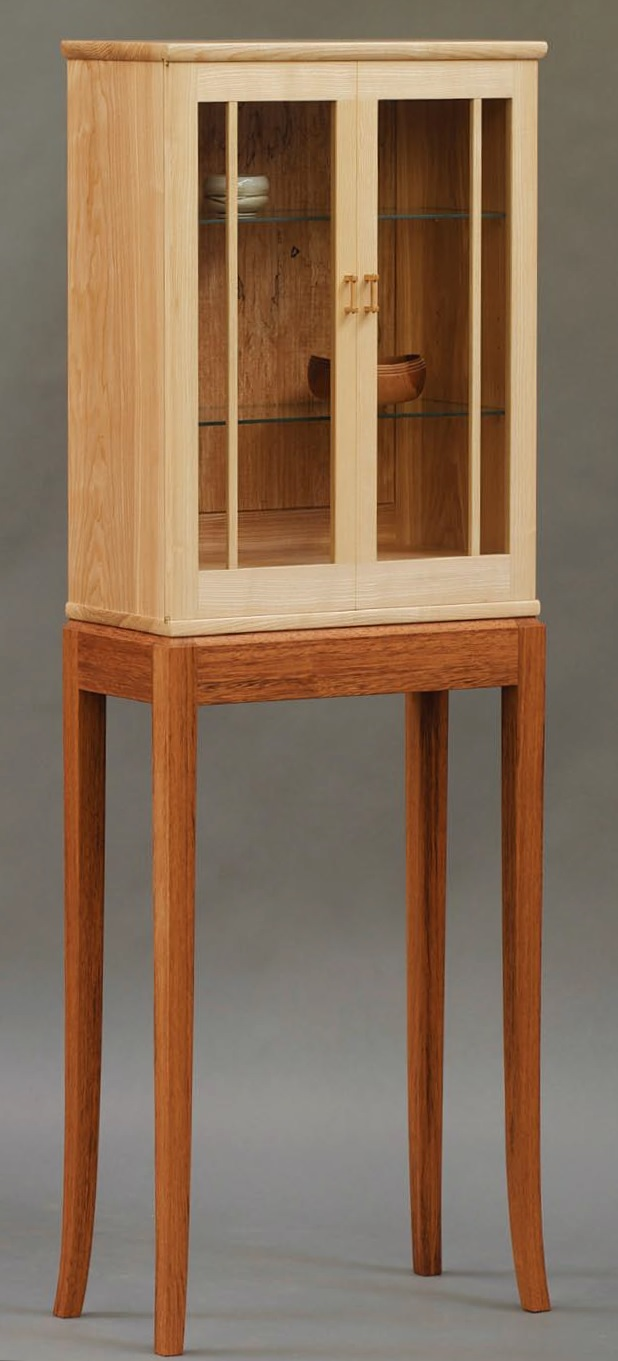 Une vitrine style Krenov Vitrin10