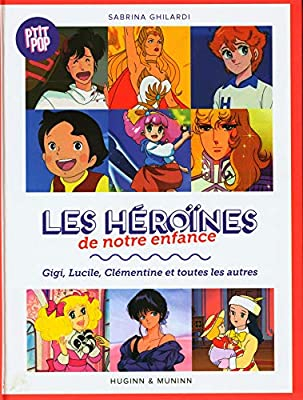 Héroïnes de notre enfance Couv1310