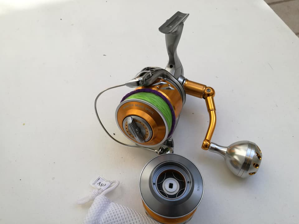 [Vendo] Usato Shimano TP 10000 PG / Stella 8000 PG 44520810