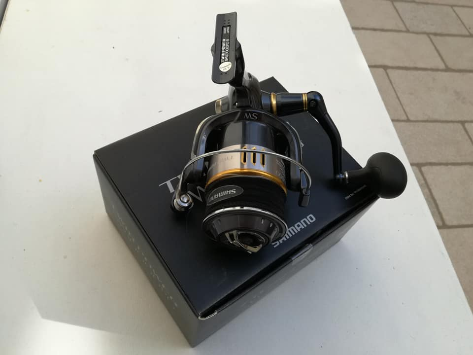 [Vendo] Usato Shimano TP 10000 PG / Stella 8000 PG 44540110