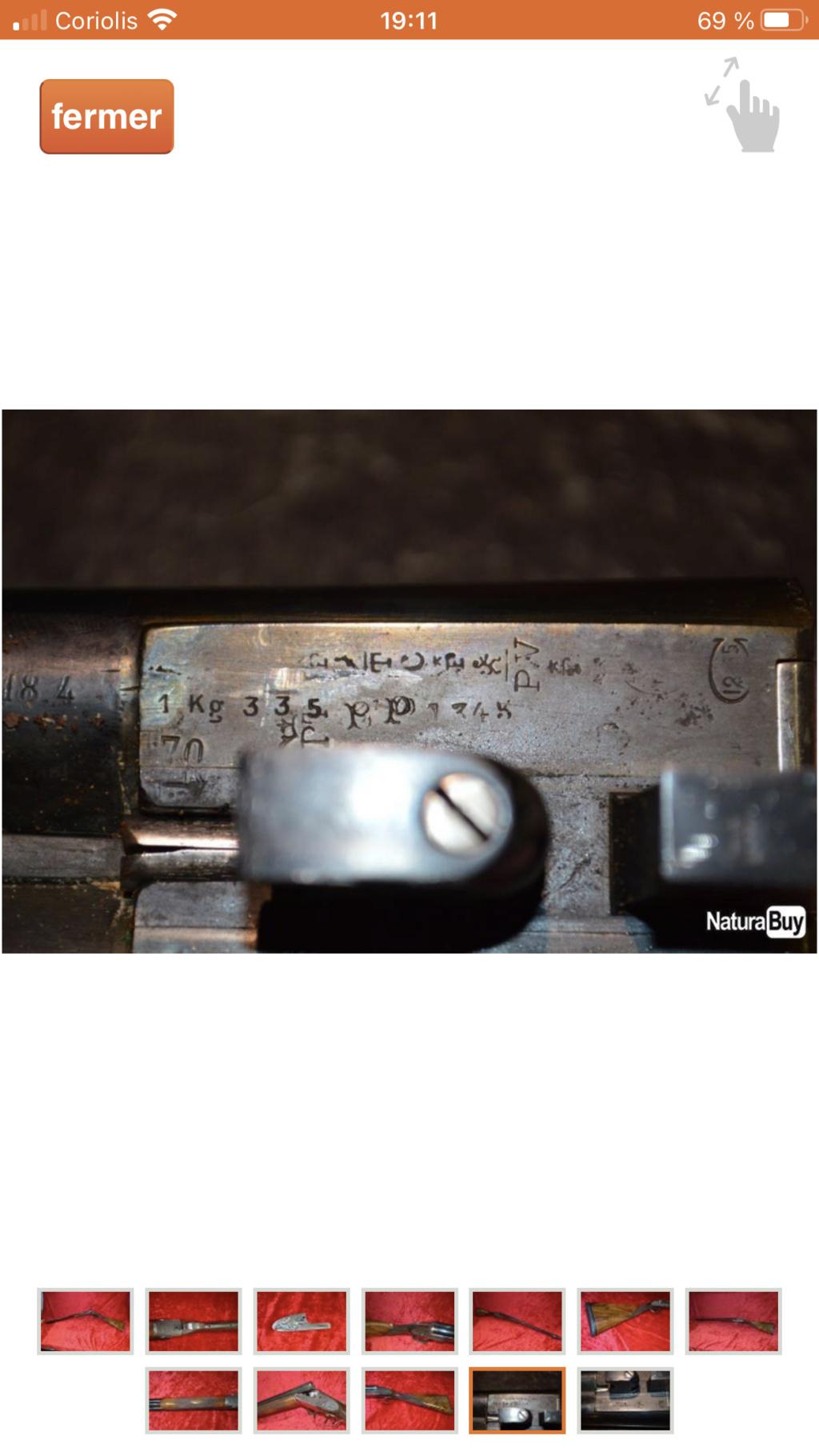 Identification fusil et historique  2cc6dd10