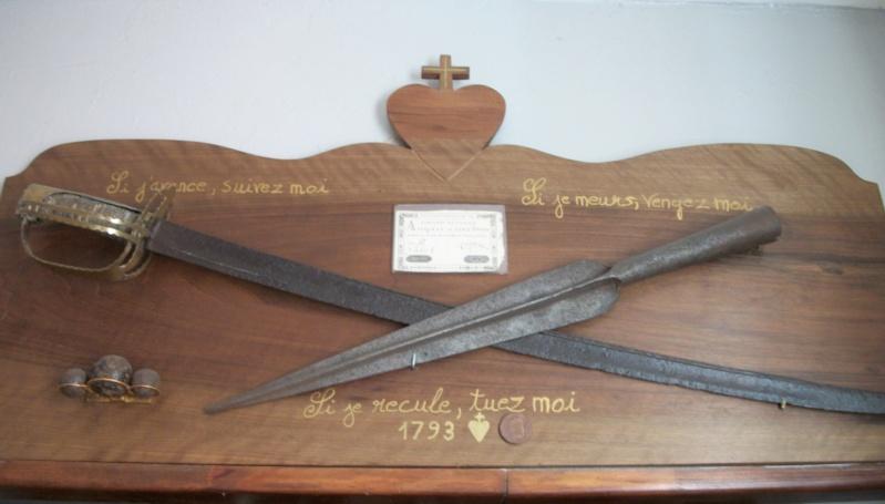 Sur les traces des guerres de Vendée et de la chouannerie bretonne 00117