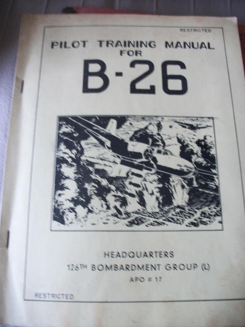 un peu de lecture sur les B26 00524