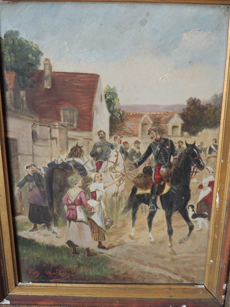 deux peintures 1870 Dscn0011