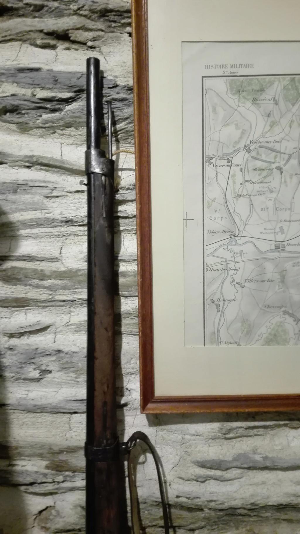 fusil chassepot modifié chasse  Img_2025