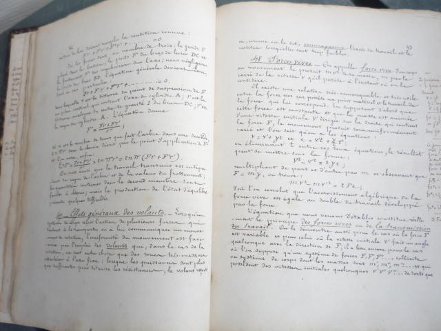 Un ancien livre de cours P1040362